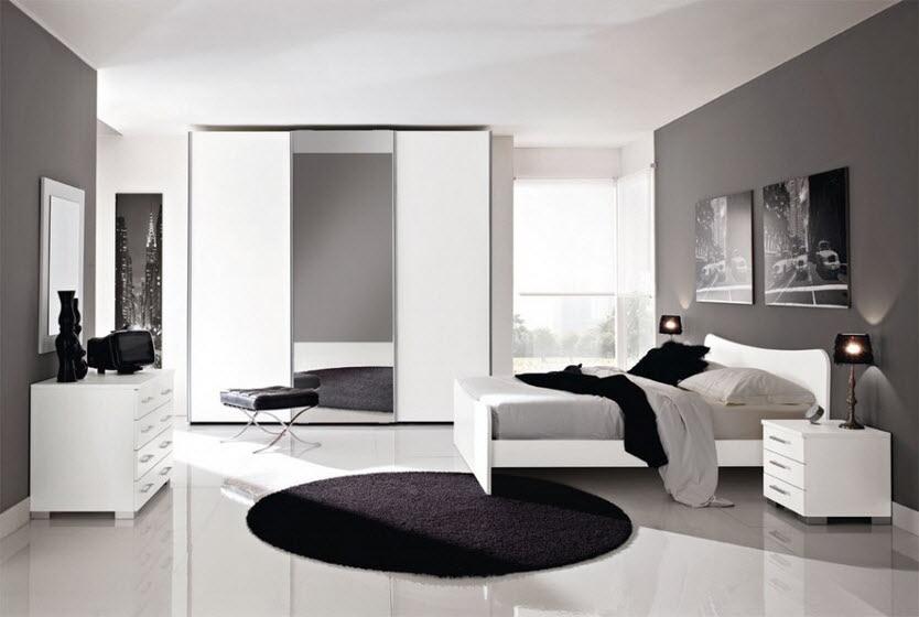 Camere Da Letto Brescia : Moderne spalnice