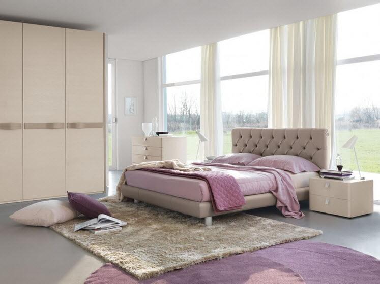 Camere Da Letto Matrimoniali Da Sogno : Camera da letto classica louvre letto e specchiere bianco camere