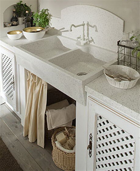 Klasi ne kuhinje - Cucine bellissime muratura ...